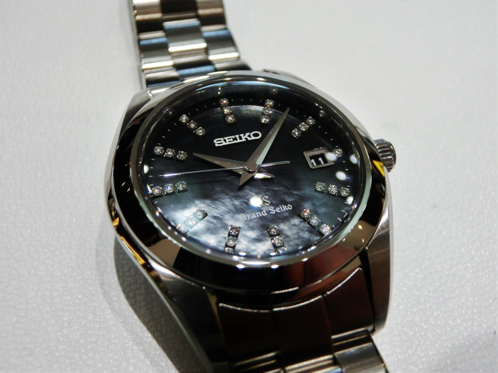 正統的なデザイン グランドセイコー レディス STGF071-Grand Seiko -karino