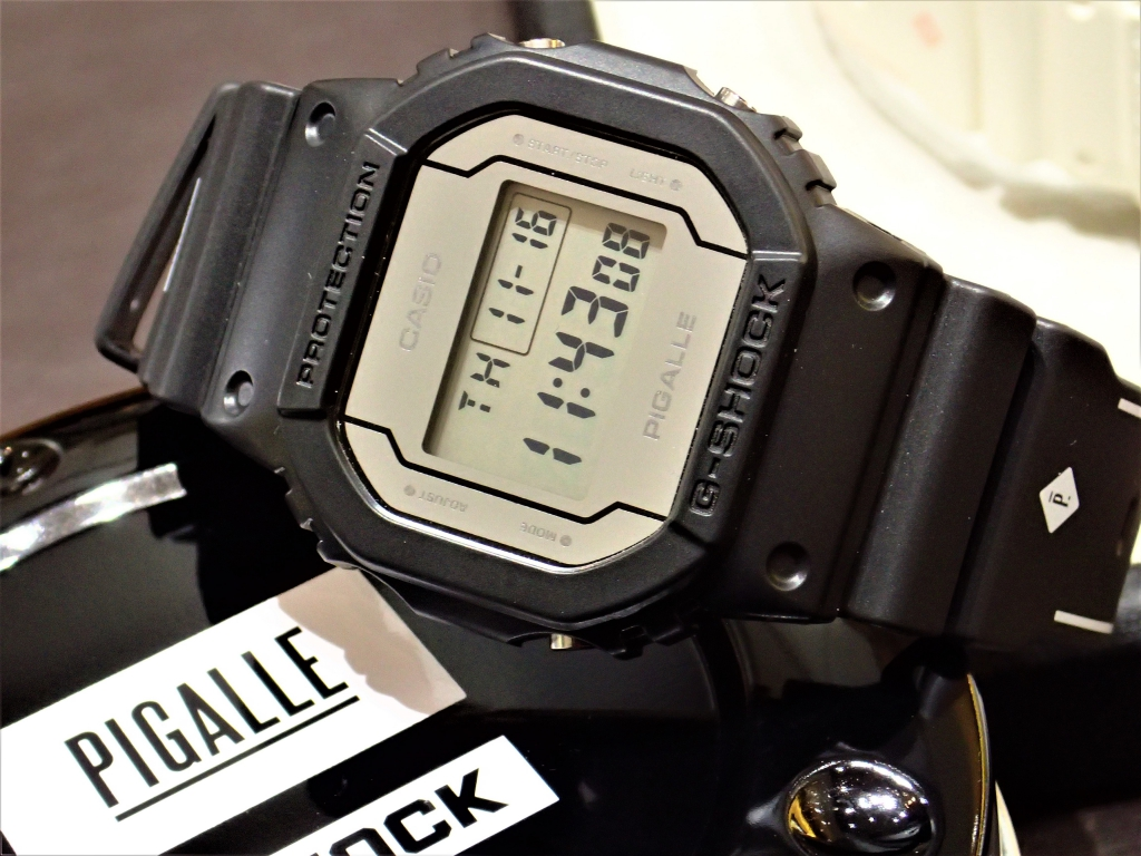 64837a73b80 G-SHOCK×PIGALLE(ピガール)』のコラボモデルがついに解禁 ...