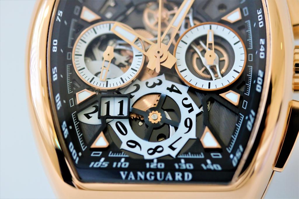 フランクミュラー日本でも僅かな数だけ入荷したヴァンガードグランデイト-FRANCK MULLER -IMG_5881