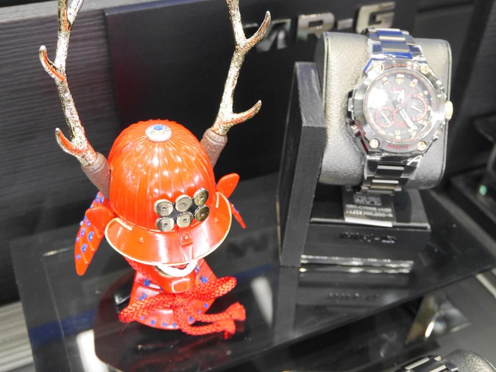 1月19日(金)より1月30日(火)までMR-Gフェア開催!歴代のMR-Gを店頭展示致します-G-SHOCK -P1350561