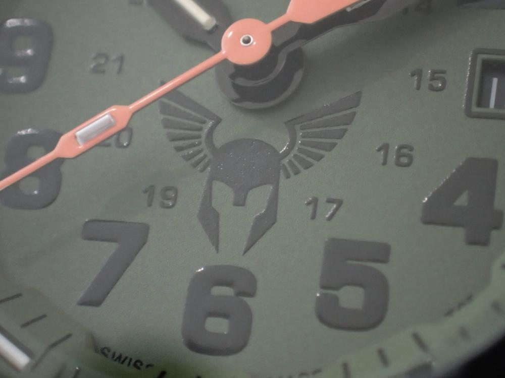 限界を測る史上最強のレース「タフバイキング」とルミノックスのコラボモデル-Luminox -P2190039