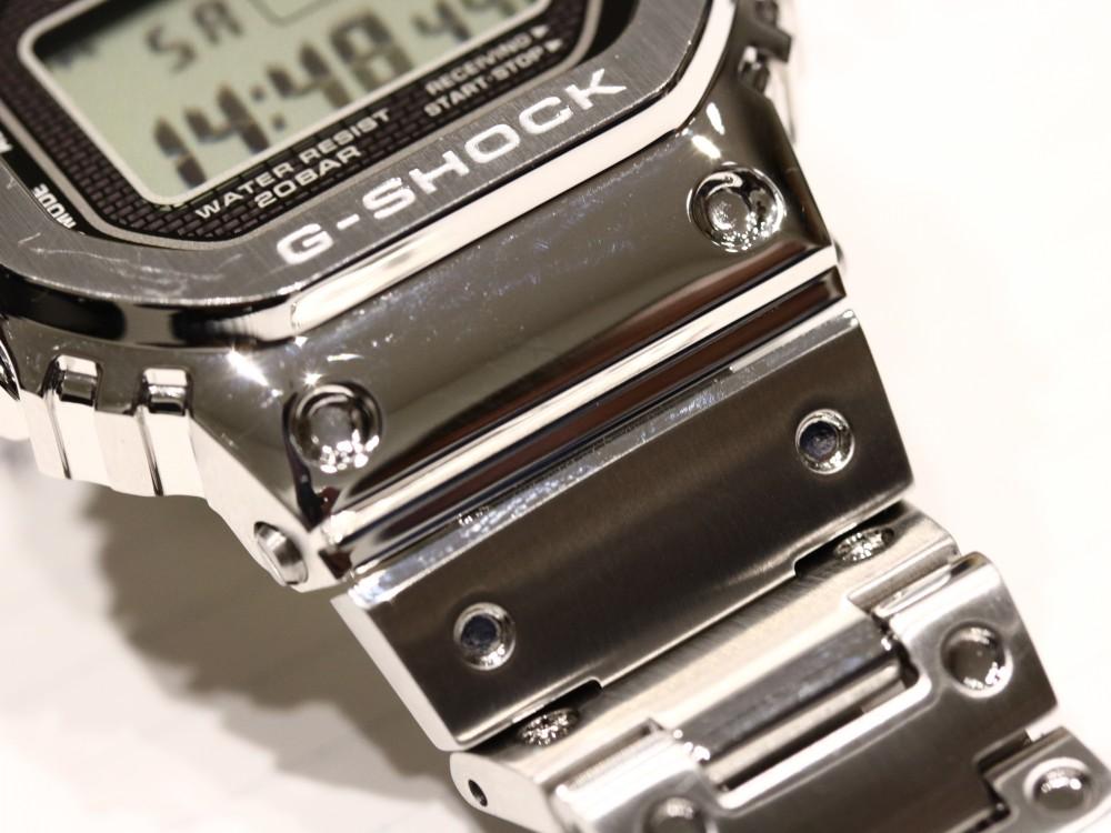 G-SHOCK フルメタルシリーズ GMW-B5000(銀・黒・金)入荷しました!!-G-SHOCK -IMG_7237