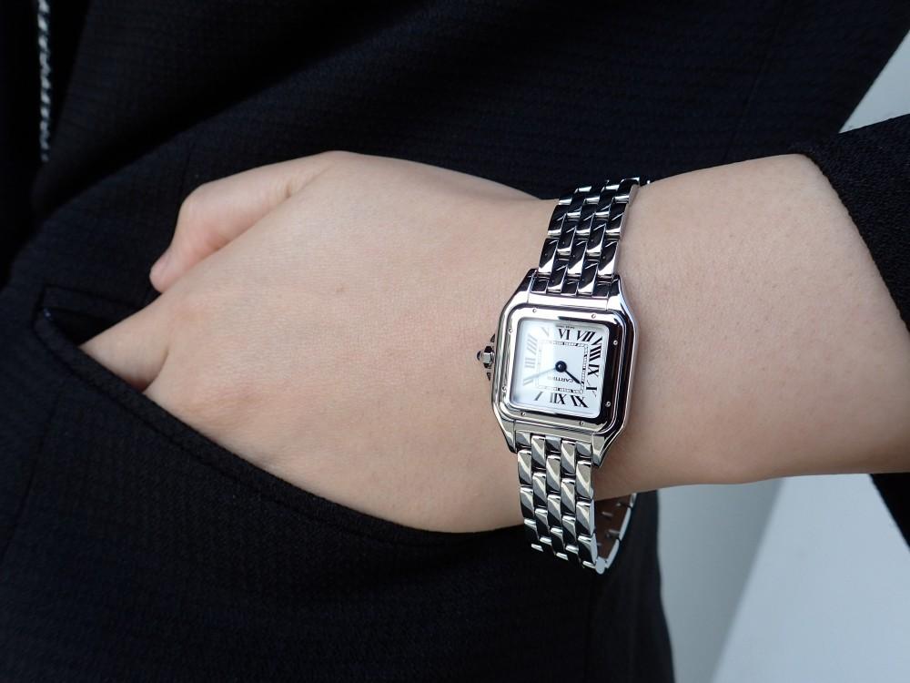 カルティエの中でもトップクラスの人気を誇るパンテールが再入荷しました-Cartier -P4101122-1