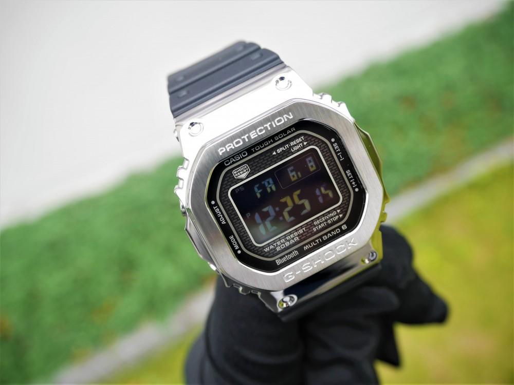 G-SHOCK フルメタルシリーズ GMW-B5000(銀・黒・金)入荷しました!!-G-SHOCK -P1360333
