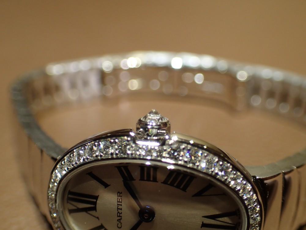完売していたカルティエの名作 ベニュワールが再入荷しました!-Cartier -P5070070