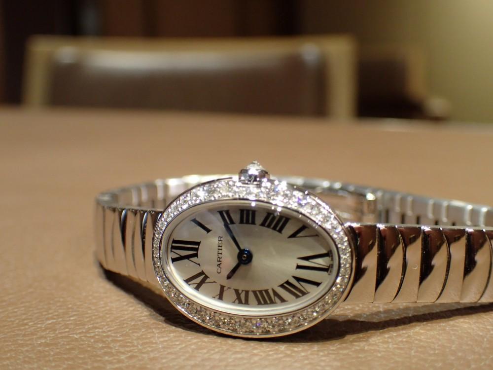 完売していたカルティエの名作 ベニュワールが再入荷しました!-Cartier -P5070071-1
