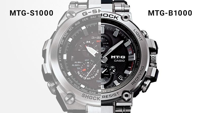 6月15日発売 モデルチェンジで高級感が増した『MTG-B1000』シリーズの登場!!-G-SHOCK -img5