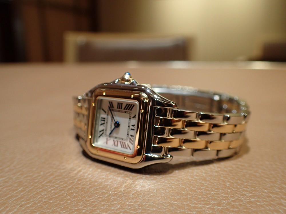 カルティエの大人気モデル パンテールはコンビがおすすめ!-Cartier -P6070079