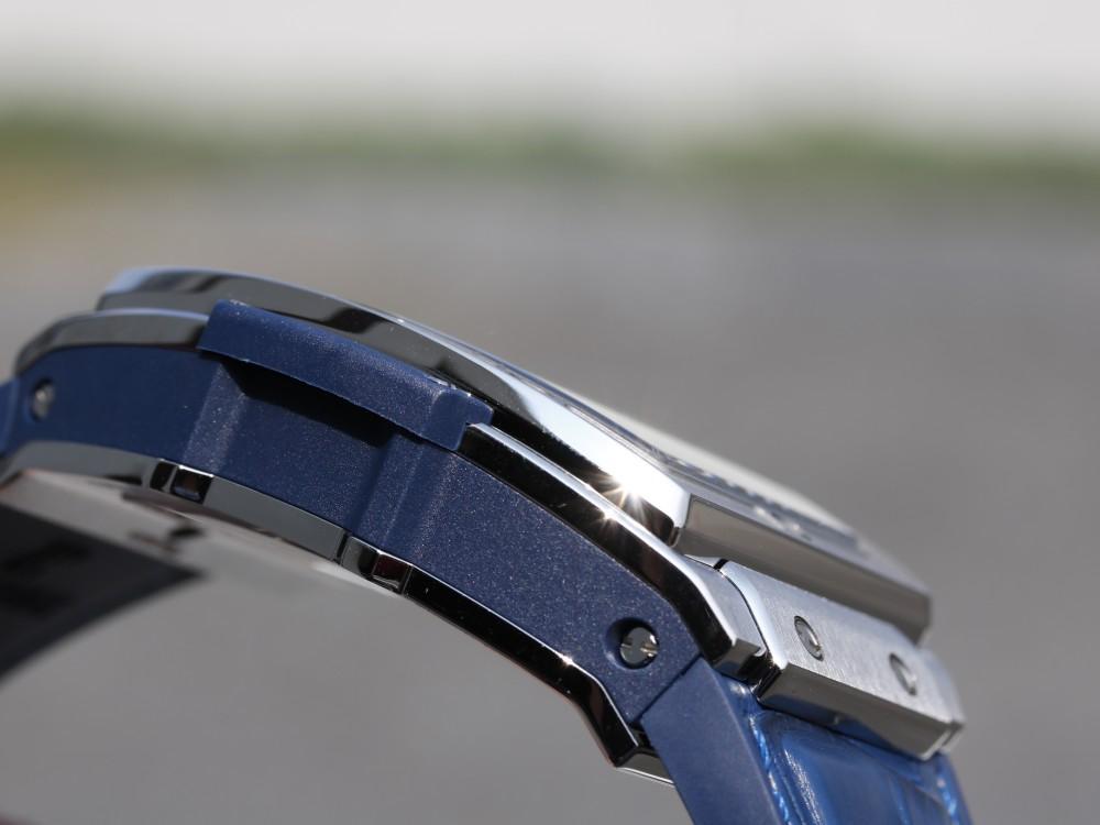 ウブロ 大迫力のトノー型シリーズ スピリット オブ ビッグ・バン チタニウム ブルー-HUBLOT -MG_8362
