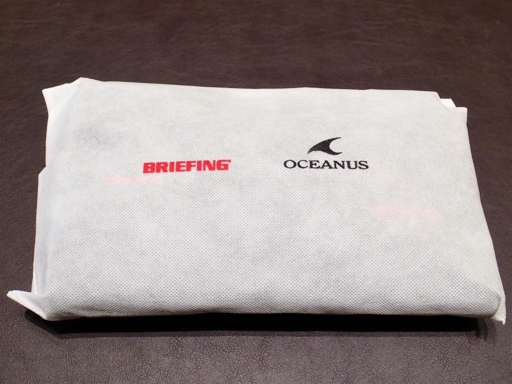 7月6日発売 『ブリーフィング×オシアナス』コラボモデル。旅をテーマにした1本。OCW-T2610BR-1AJR-OCEANUS -P7060625