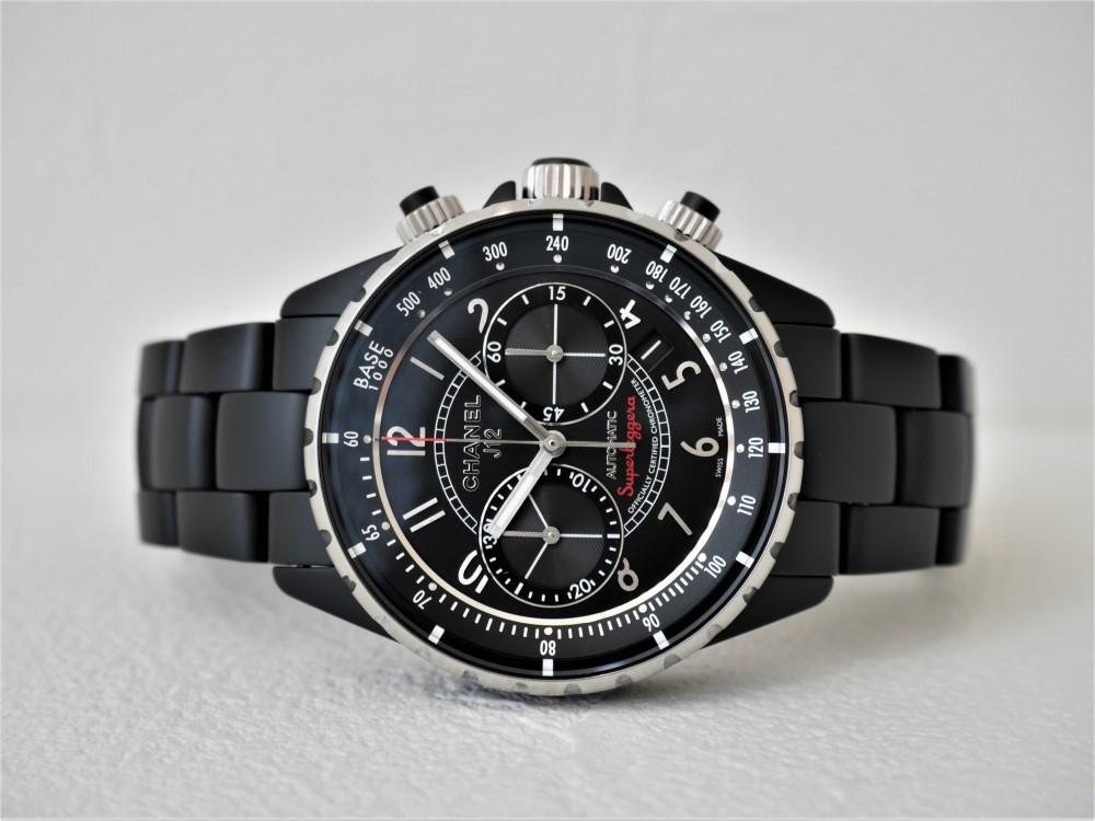 シャネル男らしい漆黒ケースにセンスを感じる大人の腕時計-CHANEL -P1360639