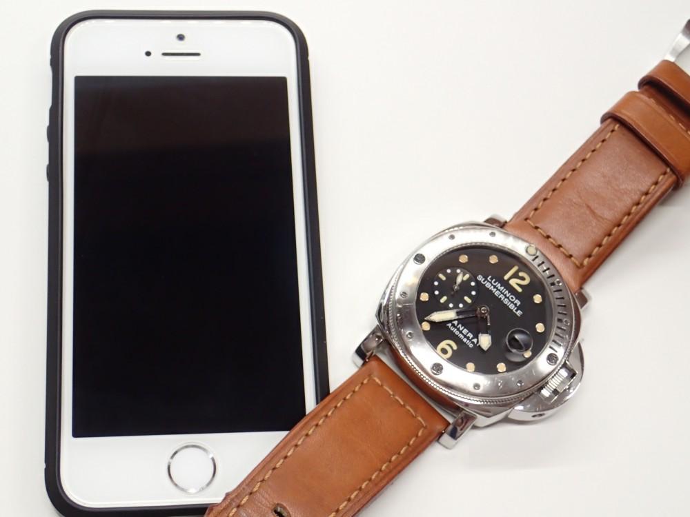 見えない時計の難敵…磁気