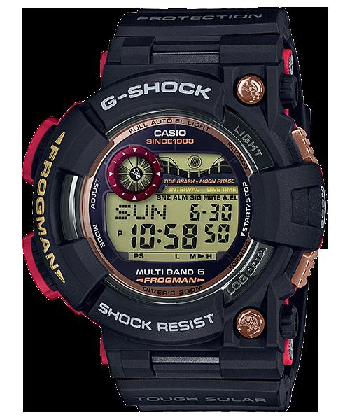 """本日発売〜"""" G-SHOCK35周年""""最終章~第6弾モデル『MAGMA OCEAN』-G-SHOCK -GWF-1035F-1_l"""