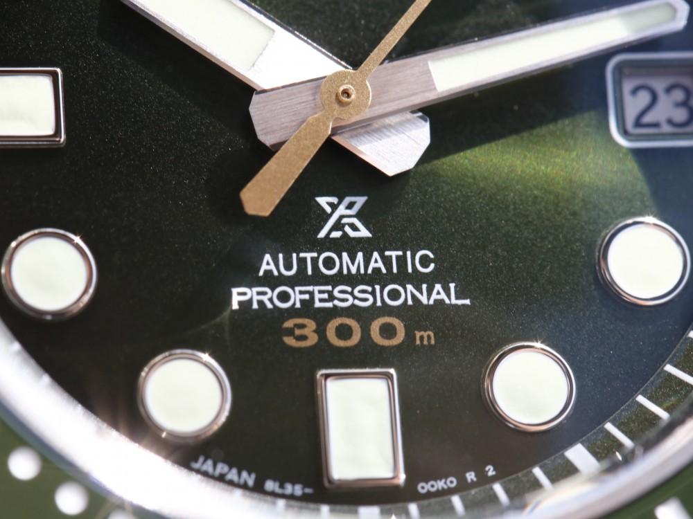 セイコー プロスペックス 大反響の限定モデルがまさかの入荷!SBDX021