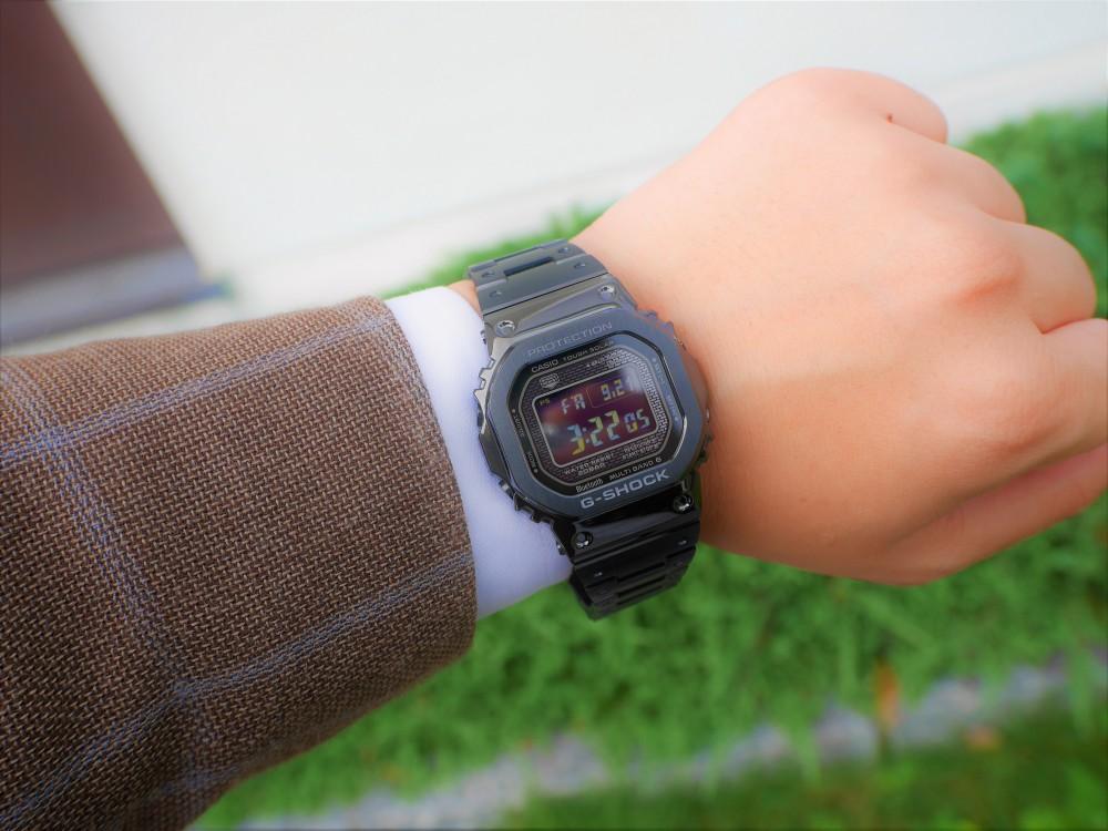 G-SHOCK フルメタルシリーズ GMW-B5000(銀・黒・金)入荷しました!!-G-SHOCK -P1360909