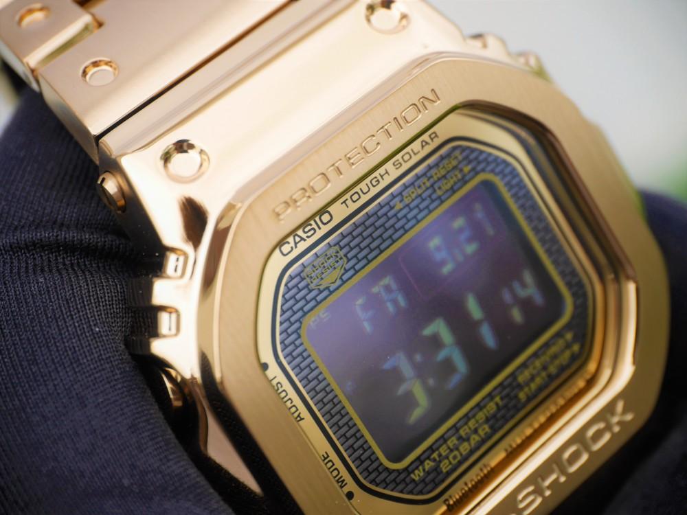 G-SHOCK フルメタルシリーズ GMW-B5000(銀・黒・金)入荷しました!!