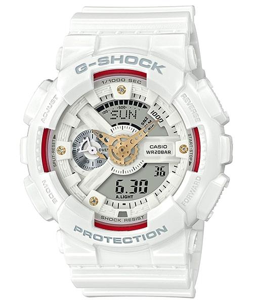 G-SHOCKの冬はペアモデルが熱い...ダイヤモンドモデル『Precious Heart』は、完売しました。-G-SHOCK -GA-110DDR-7A_l