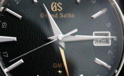 グランドセイコー 2018年新作 SBGN007 フォレストグリーンの文字盤にゴールドのロゴが映える限定モデル