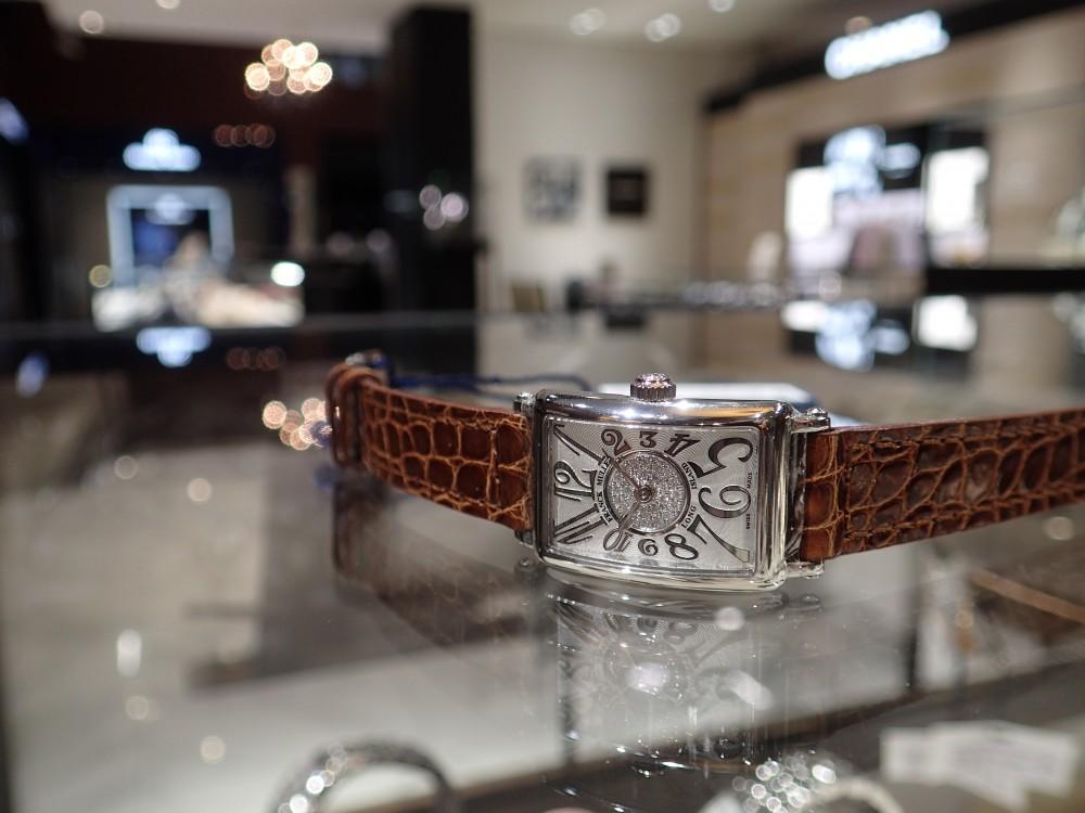 お勧めセットアップ! フランク ミュラーの時計と相性抜群のリング-FRANCK MULLER -PA050095