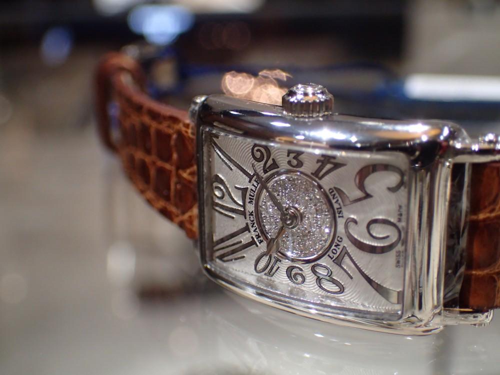 お勧めセットアップ! フランク ミュラーの時計と相性抜群のリング-FRANCK MULLER -PA050097