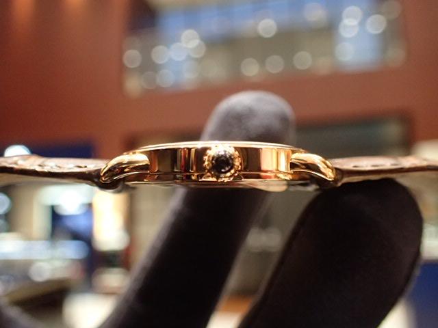ドレスウォッチはカルティエで...ロンド ルイ カルティエ-Cartier -PC270924