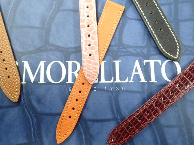 イタリアを代表するストラップブランド・モレラート-メンテナンス -P1110057