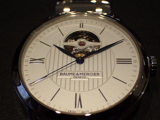 リーズナブルなエレガント時計 ボーム&メルシェ クラシマ オープンバランス-その他 -P1201283