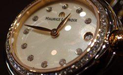 ヒトとは違ったエレガントな時計 モーリス・ラクロア フィアバ