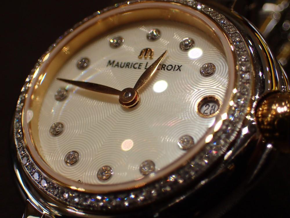 ヒトとは違ったエレガントな時計 モーリス・ラクロア フィアバ-MAURICE LACROIX -P1280032