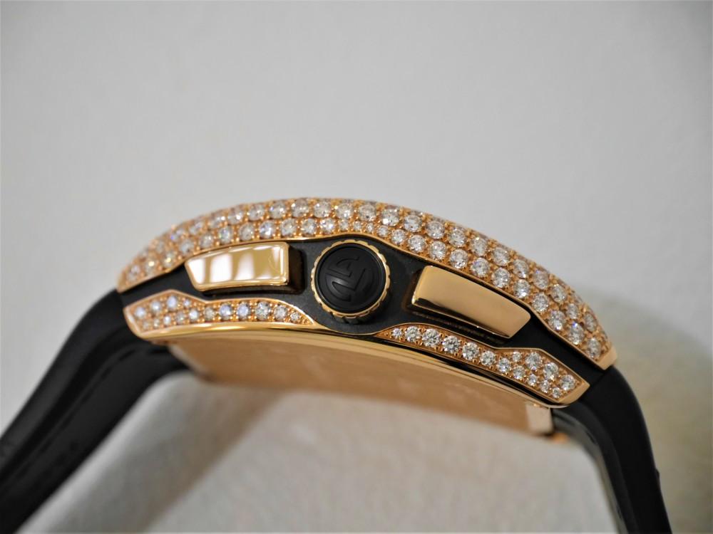 フランクミュラーヴァンガードダイヤモンド優雅な時を楽しみませんか?-FRANCK MULLER -P1370799