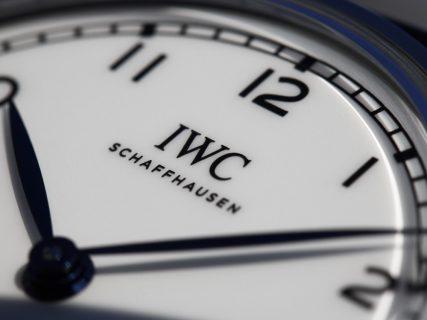 IWC 150周年を祝う限定モデルがようやく入荷 IW510212