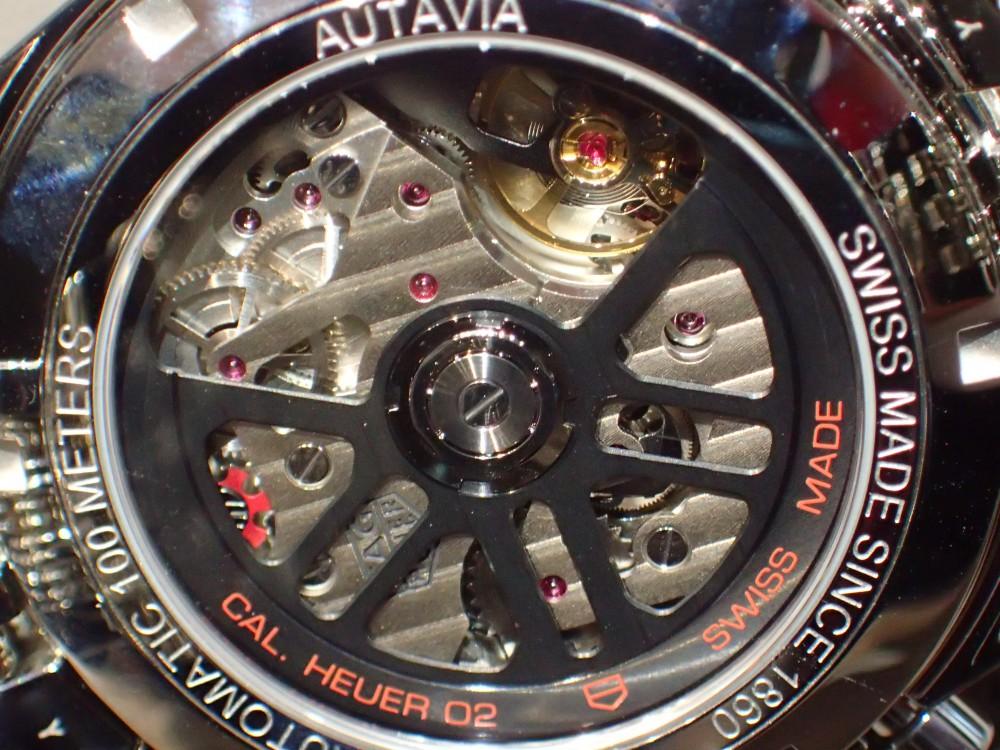 タグホイヤー 1960年代のクラシカルモデル 復刻オウタヴィア-TAG Heuer -P2010053