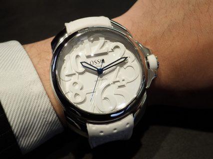 個性的な時計に注目 オッソイタリィ ヴィゴローソ