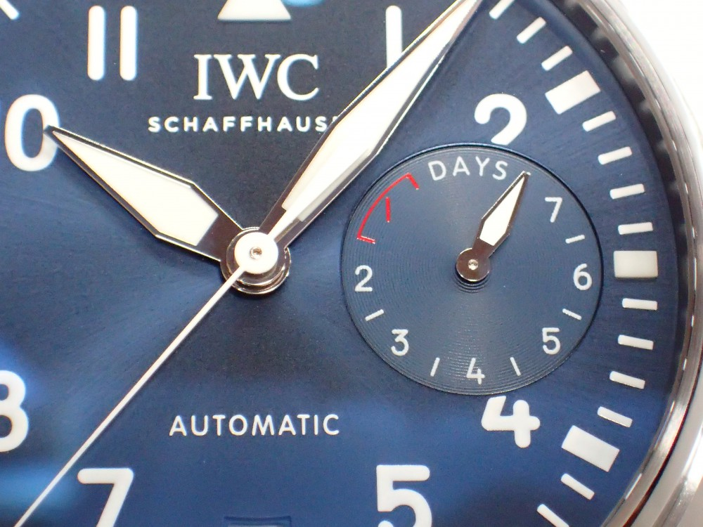 あると便利な時計機構・パワーリザーブインジケーター-Grand Seiko IWC PANERAI -P2050093