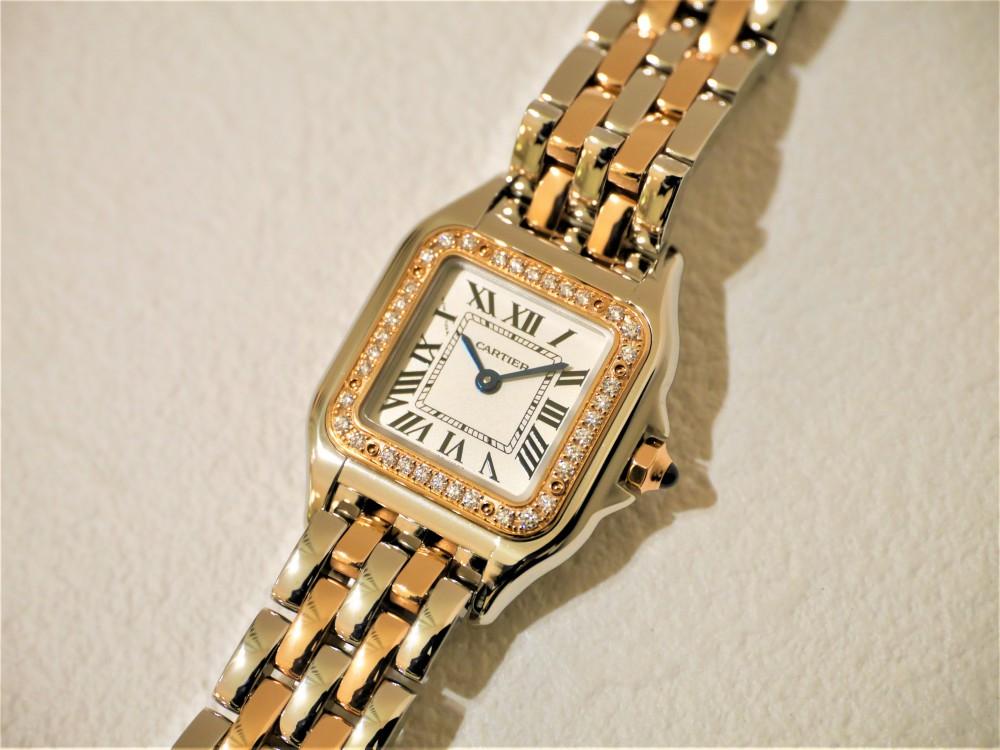 カルティエ多くの女性に愛されるブランドを象徴するデザインパンテールドゥカルティエ-Cartier -P1390208
