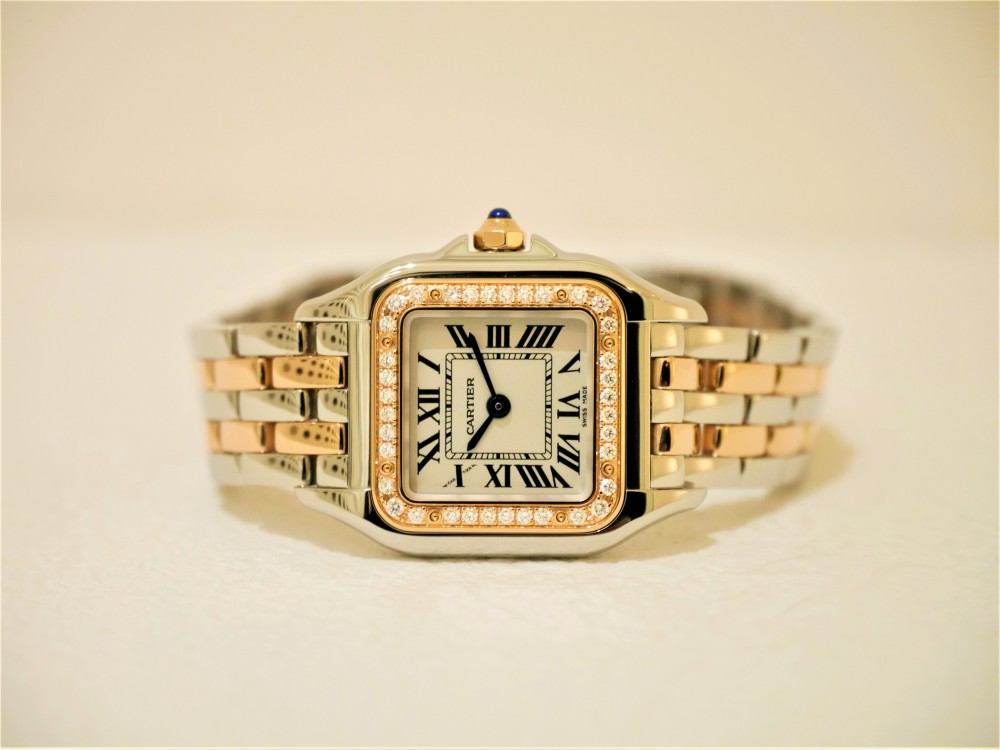 カルティエ多くの女性に愛されるブランドを象徴するデザインパンテールドゥカルティエ-Cartier -P1390215