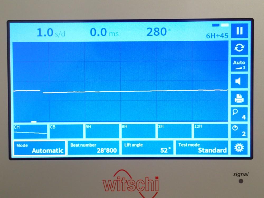 新しい歩度測定器が到着しました!-メンテナンス -P3010110