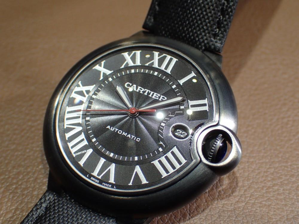 エレガント×スポーティー 腕元をカッコ良く決めるならカルティエ バロンブルー-Cartier -P3220519