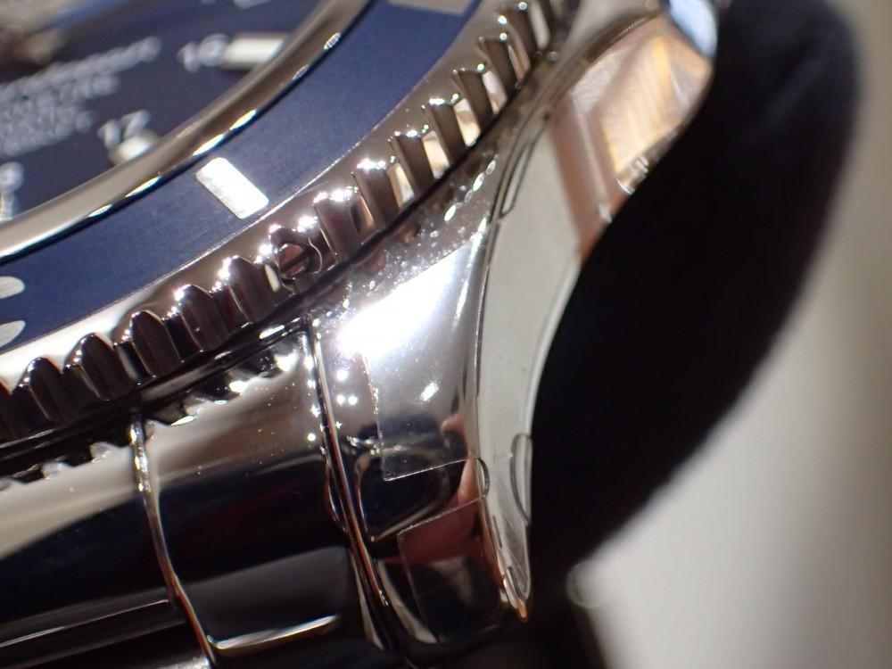 モデルチェンジが発表されたからこそお勧めのスーパーオーシャン!-BREITLING フェアー&イベント情報 -P3260557