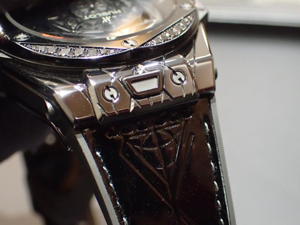 美しい造形・輝きが人気のモデル ウブロ ビッグバン サンブルー-HUBLOT -P3280582