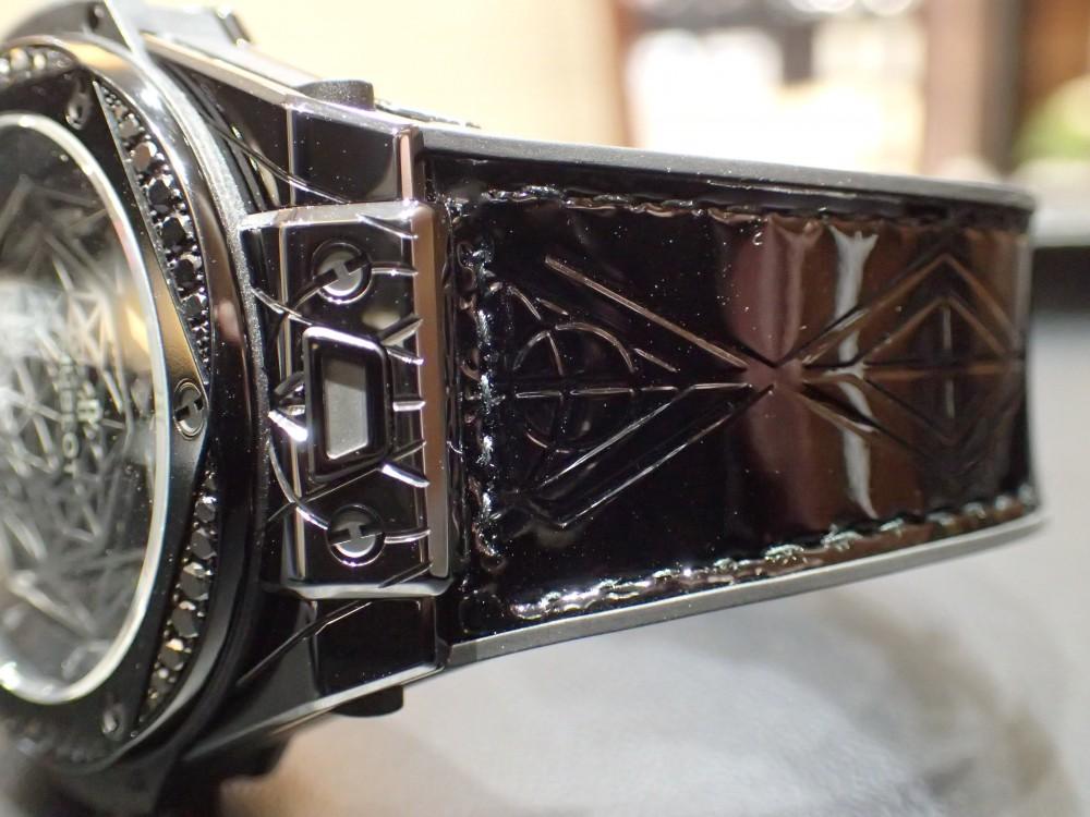 美しい造形・輝きが人気のモデル ウブロ ビッグバン サンブルー-HUBLOT -P3280585