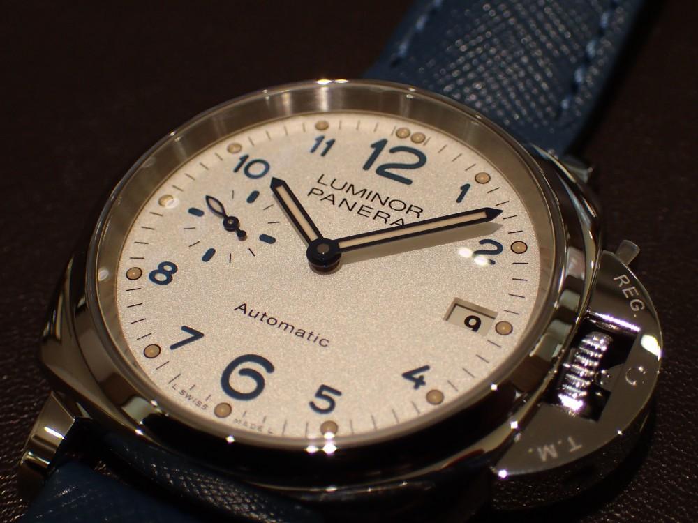女性必見 周りに差をつける個性的時計 パネライルミノールドゥエPAM00903-PANERAI -P4020634