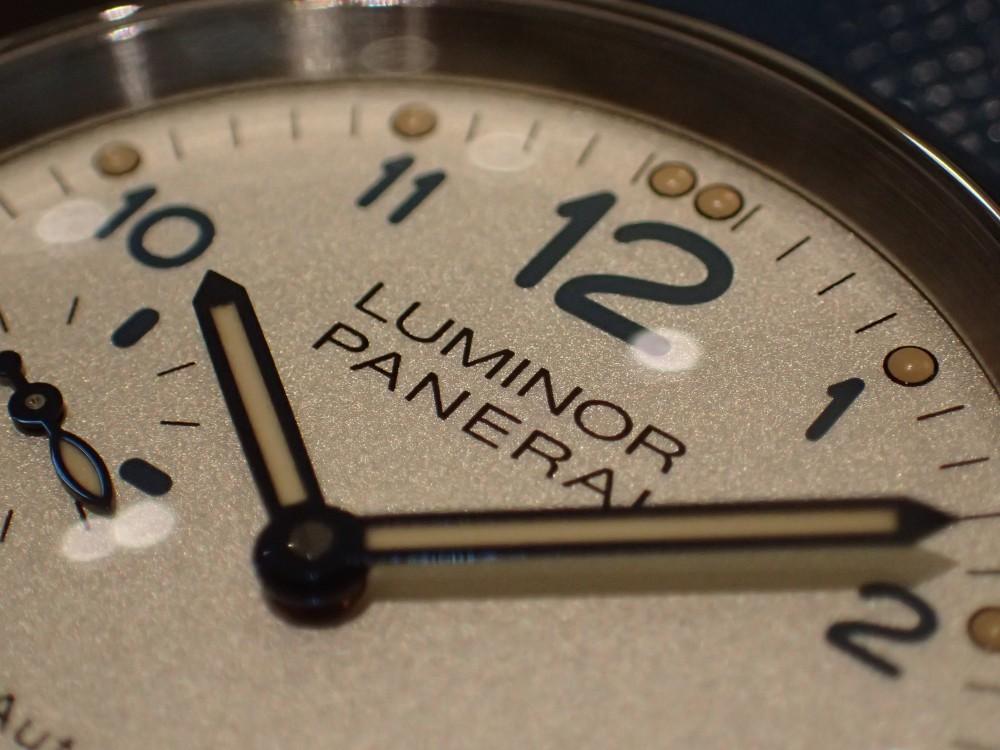女性必見 周りに差をつける個性的時計 パネライルミノールドゥエPAM00903-PANERAI -P4020635