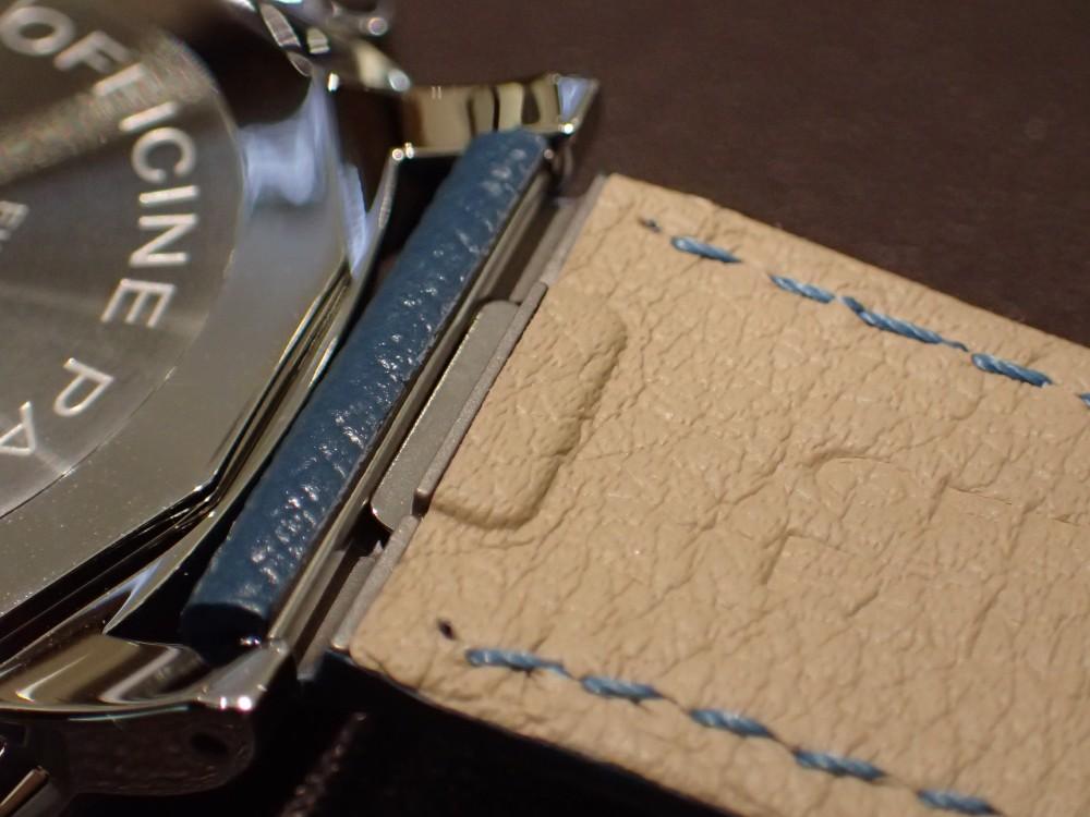 女性必見 周りに差をつける個性的時計 パネライルミノールドゥエPAM00903-PANERAI -P4020636
