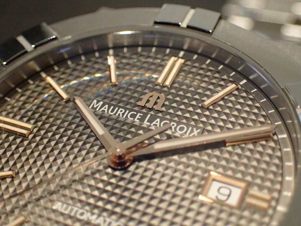 モーリスラクロア アイコン2019年新作カラーが初入荷!-MAURICE LACROIX -P4080715