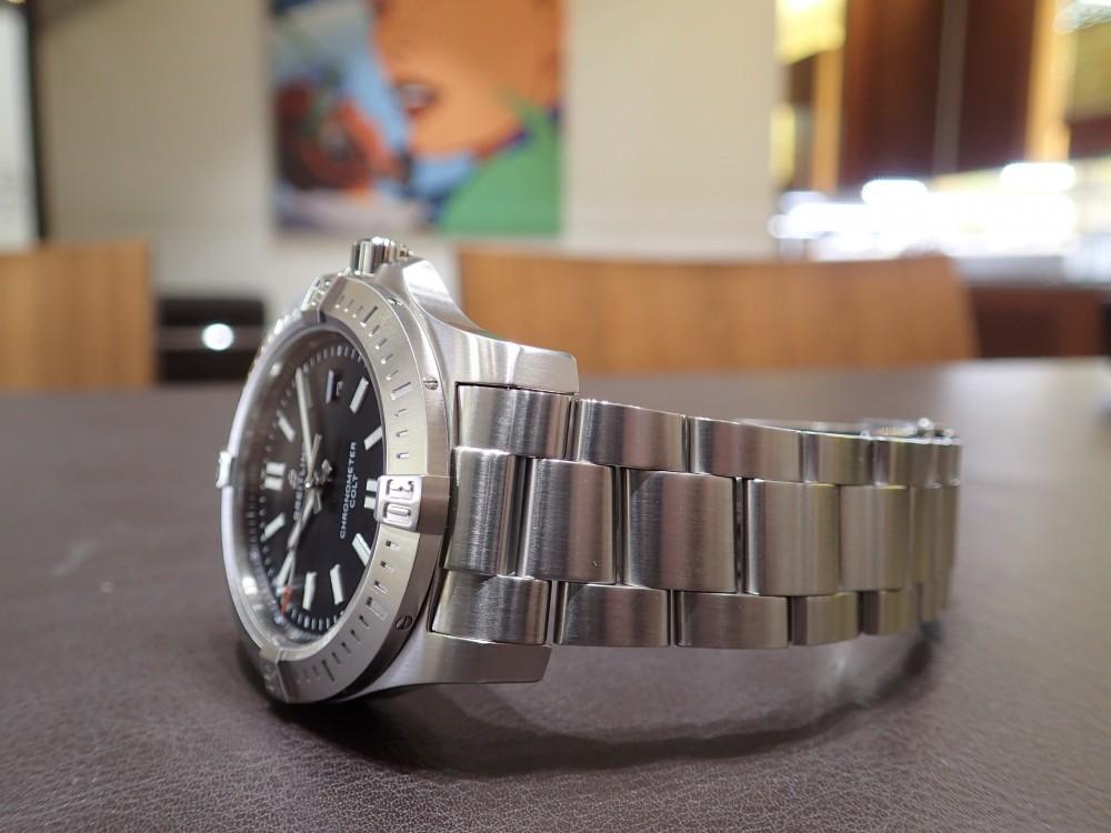 シンプルな時計こそ周りと差を付けるチャンス!ブライトリングお勧めコルト!-BREITLING -P4110739