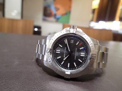 シンプルな時計こそ周りと差を付けるチャンス!ブライトリングお勧めコルト!