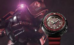 セイコープロスペックス 2019年新作モデル『機動戦士ガンダム』コラボレーションモデル発表 SBDX029 SBDX027