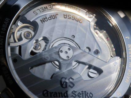 流行に左右されず永く使える1本と言えばグランドセイコー SBGA273