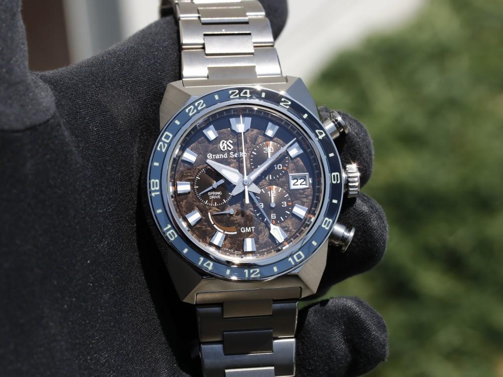 グランドセイコー 話題の2019年新作モデルがついに登場 SBGC231-Grand Seiko -MG_0731